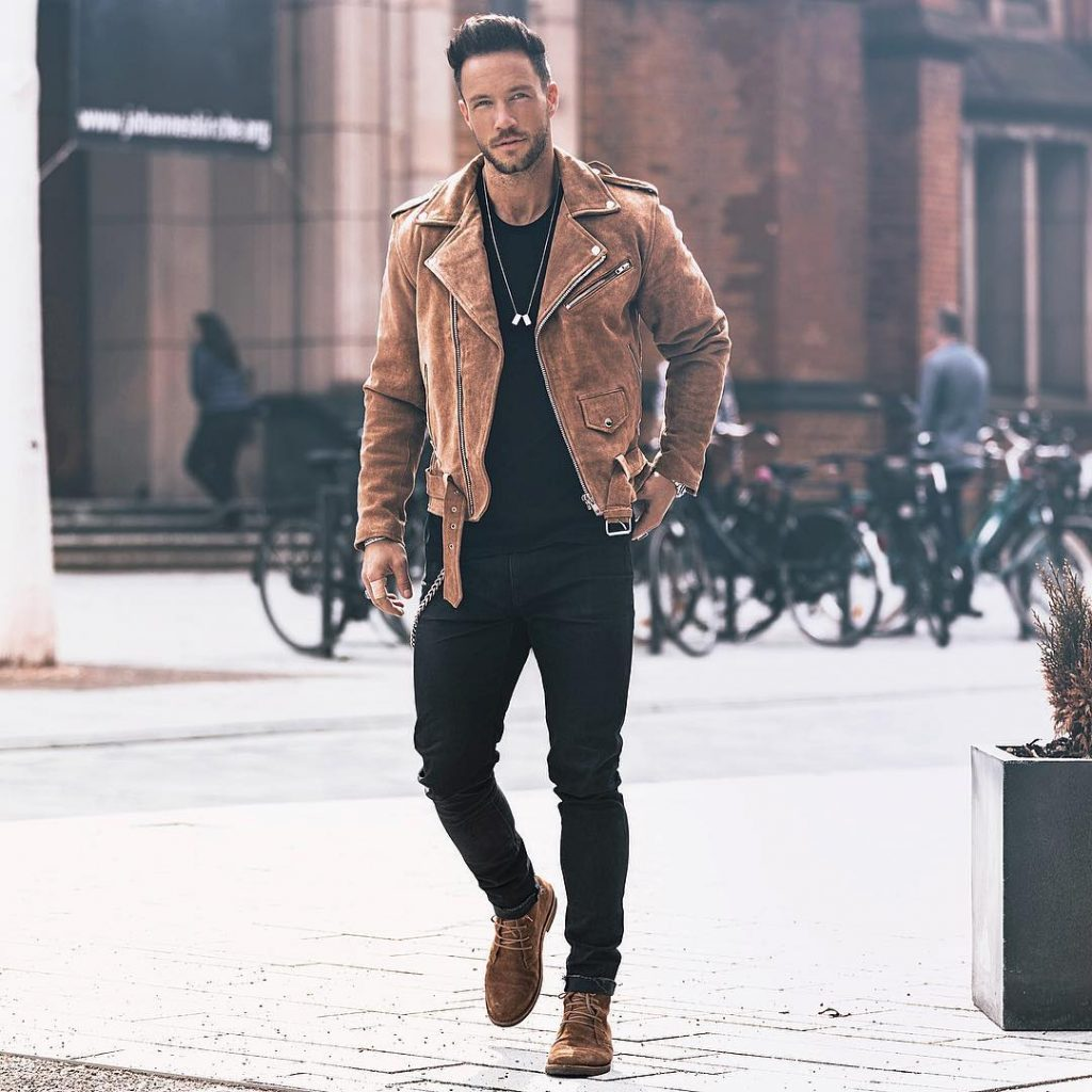 50 Street Styles For Men To Draw Inspiration From Images