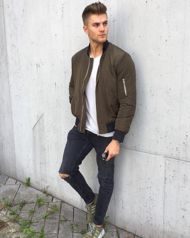 50 Hottest Men Street Styles You Should Check Out