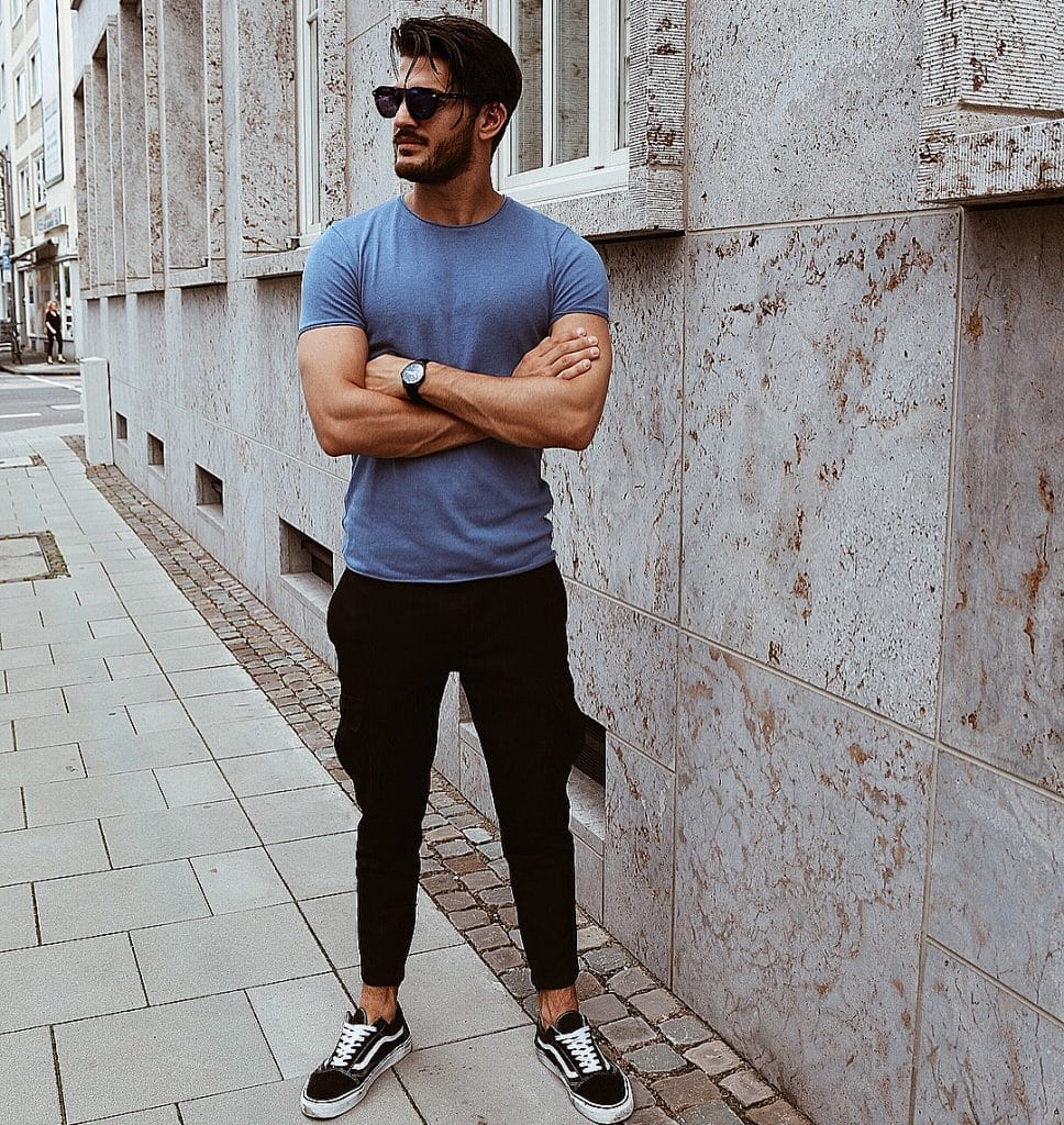 f673c8bb170 30 Street Outfit Ideas for Men in Summer 2018