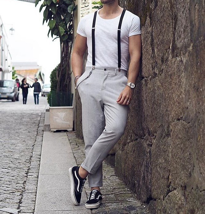2066151c28dd 30 Street Outfit Ideas for Men in Summer 2018