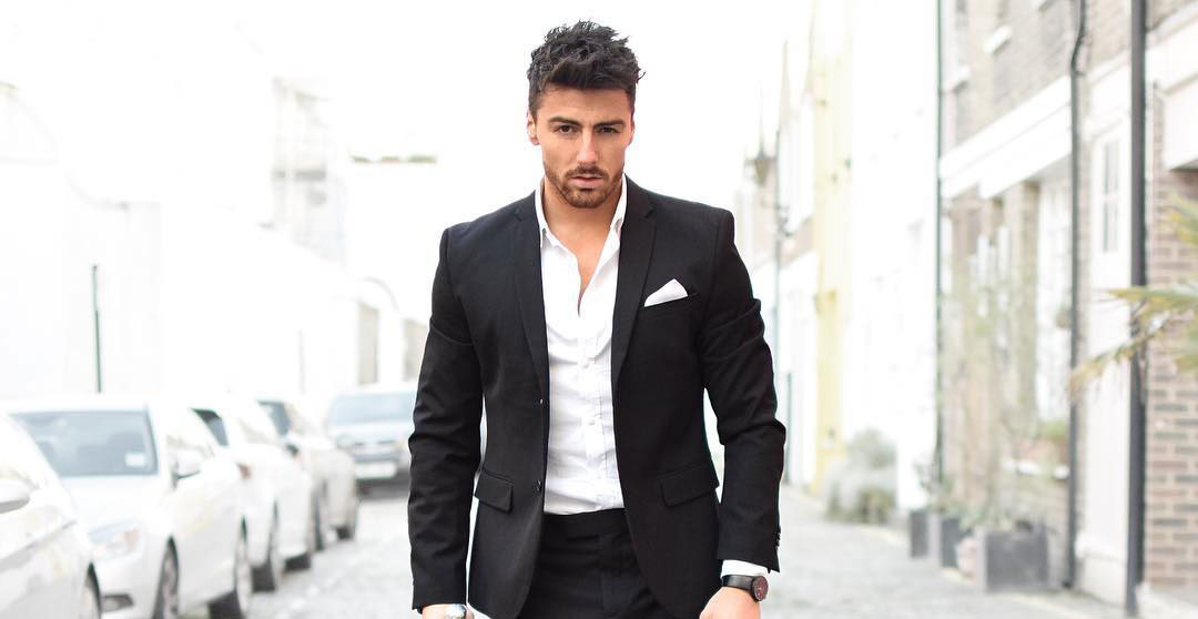 Mens Formal Suits With White Shirt And Dress Shoes