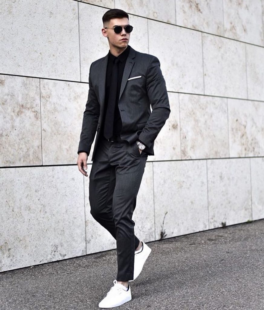 allblack outfits 50 blackonblack ideas for men  page