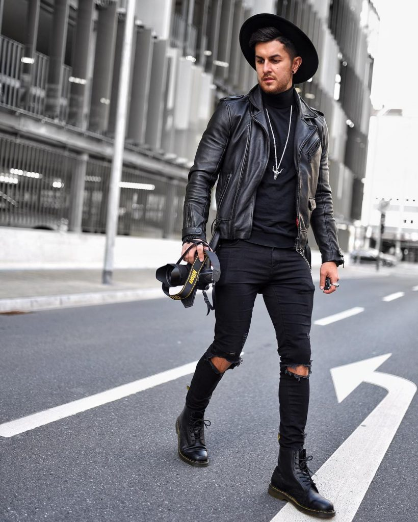 All Black Outfits 50 Black On Black Ideas For Men Page 36 Of 60
