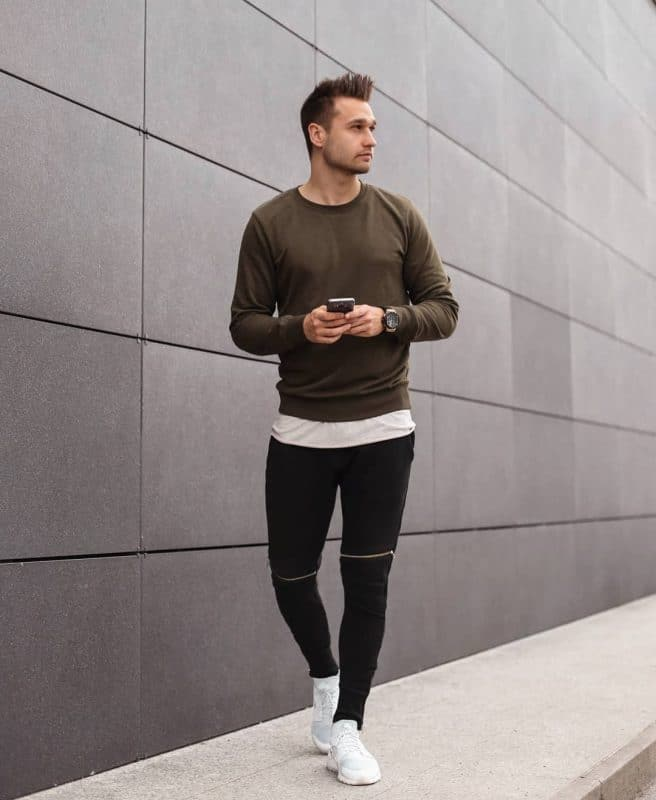 Casual Fall Work Outfit Ideas For Men 2