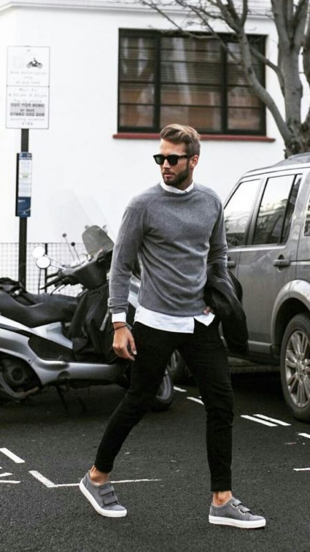 Casual Fall Work Outfit Ideas For Men 4