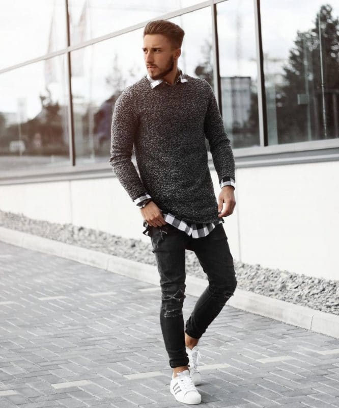 Casual Work Outfits: 70 Ideas For the Working Men In Fall