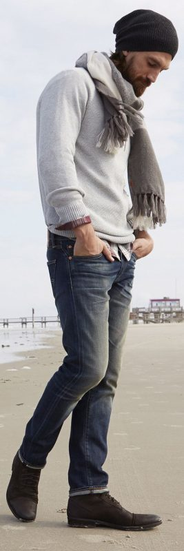 Casual Fall Work Outfit Ideas For Men 7