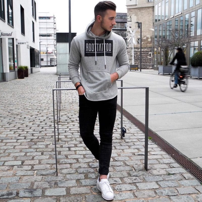 Casual Fall Work Outfit Ideas For Men 8