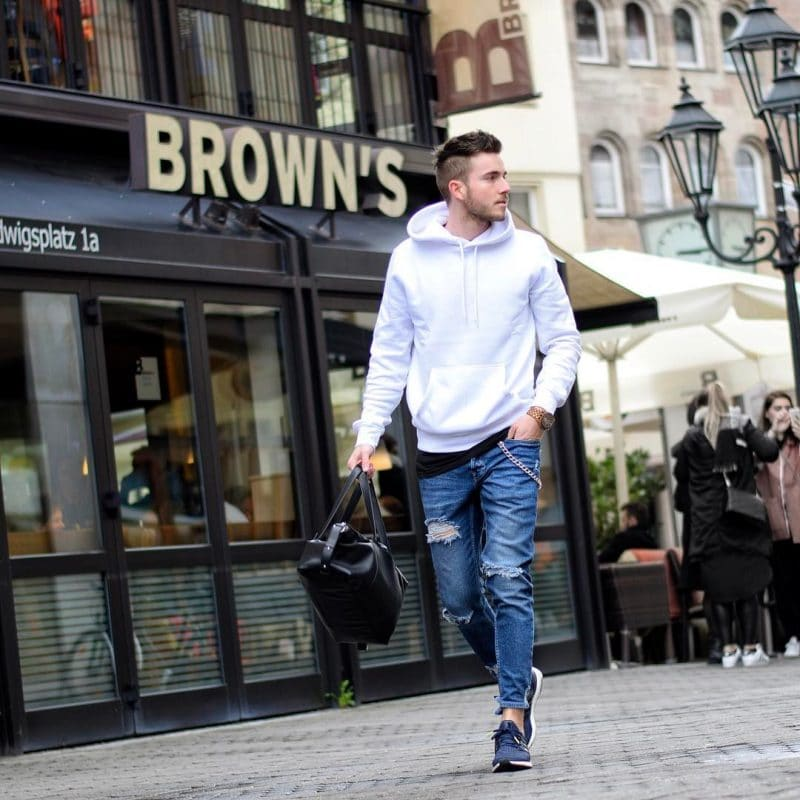 Casual Fall Work Outfit Ideas For Men 9