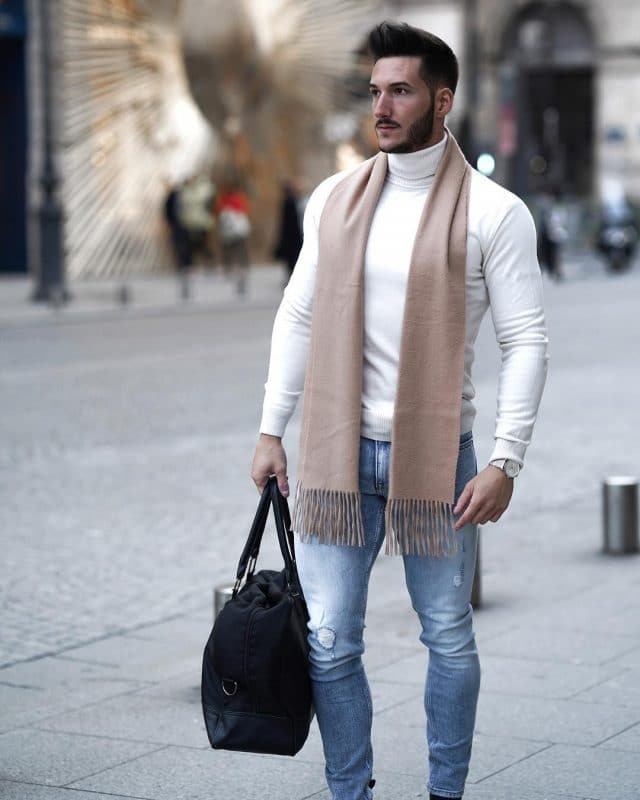Casual Fall Work Outfit Ideas For Men 10
