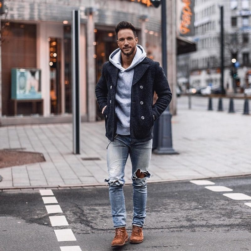 Casual Fall Work Outfit Ideas For Men 11