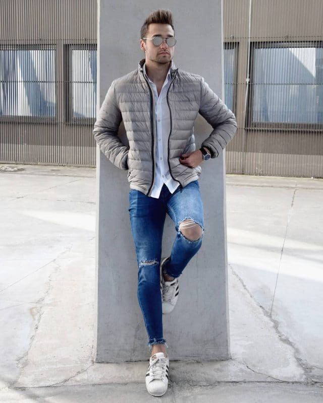 Casual Fall Work Outfit Ideas For Men 12