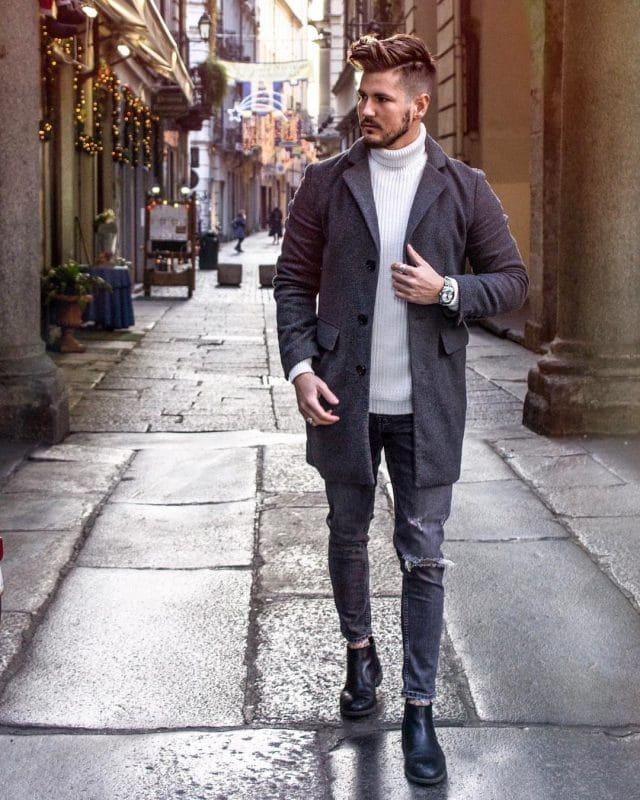 Casual Fall Work Outfit Ideas For Men 13