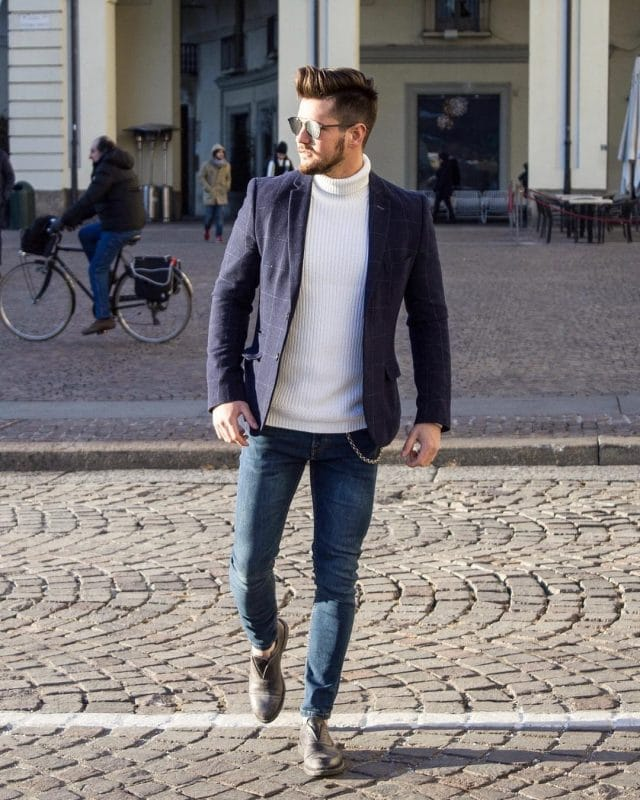 Casual Fall Work Outfit Ideas For Men 15