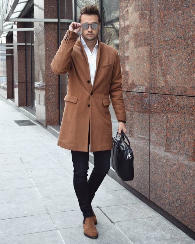 Casual Fall Work Outfit Ideas For Men 16