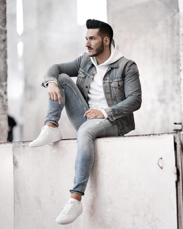 Casual Fall Work Outfit Ideas For Men 17