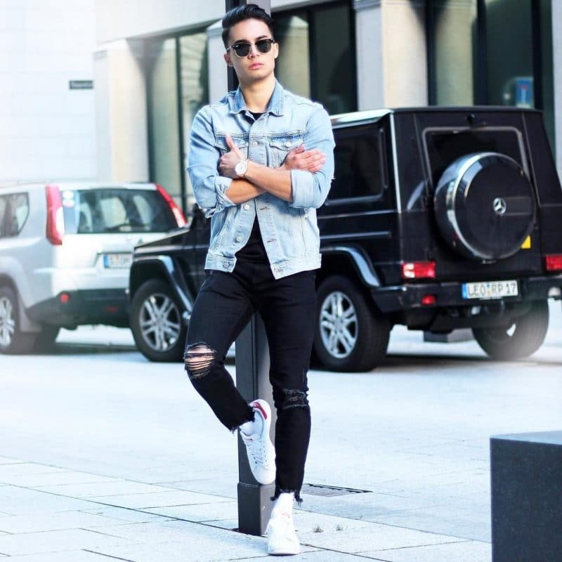Casual Fall Work Outfit Ideas For Men 18