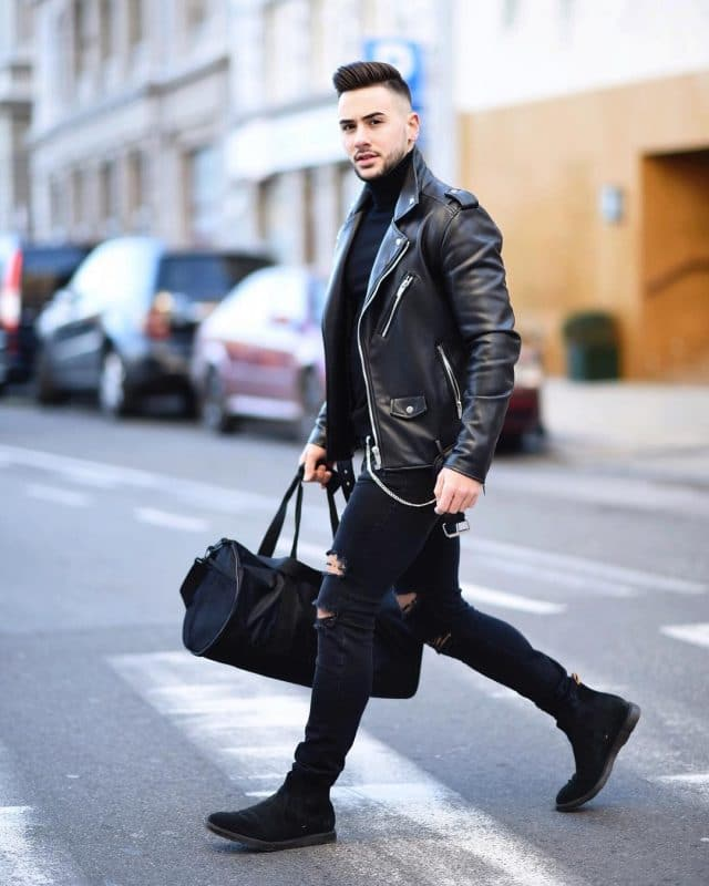 Casual Fall Work Outfit Ideas For Men 21