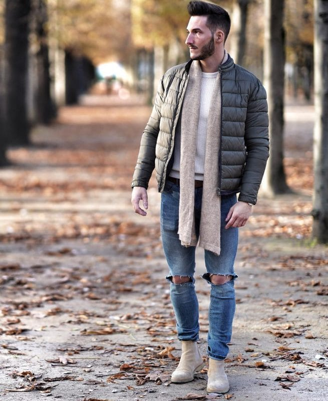 Casual Fall Work Outfit Ideas For Men 22