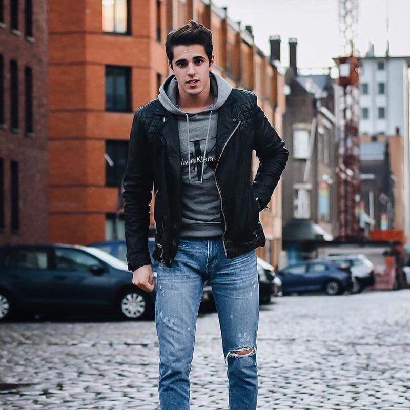 Casual Fall Work Outfit Ideas For Men 23