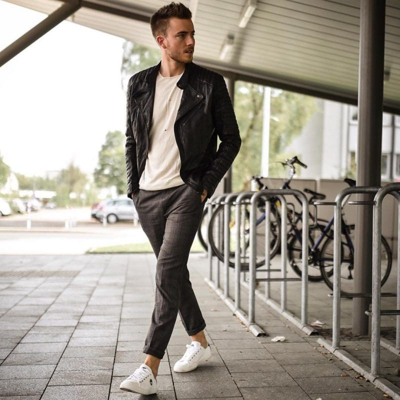 Casual Fall Work Outfit Ideas For Men 24
