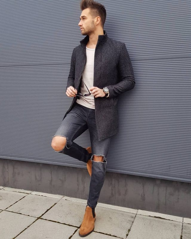 Casual Fall Work Outfit Ideas For Men 25