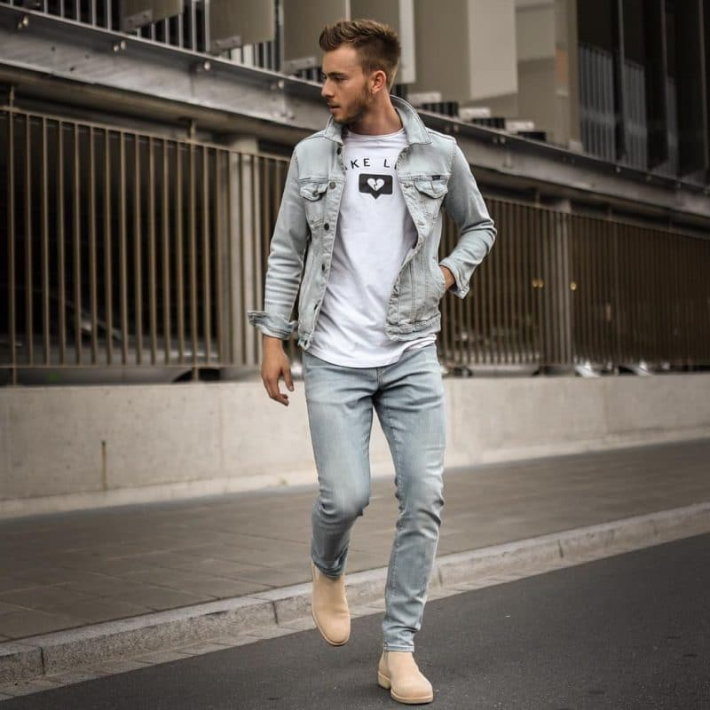 Casual Fall Work Outfit Ideas For Men 27