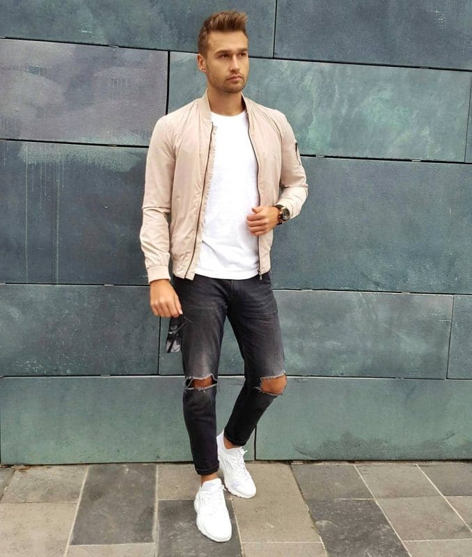 Casual Fall Work Outfit Ideas For Men 28