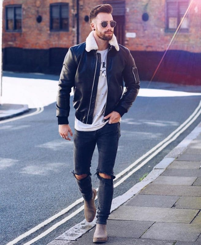 Casual Fall Work Outfit Ideas For Men 31