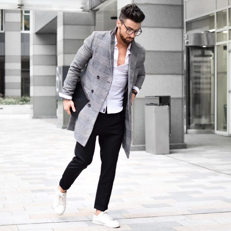 Casual Fall Work Outfit Ideas For Men 32