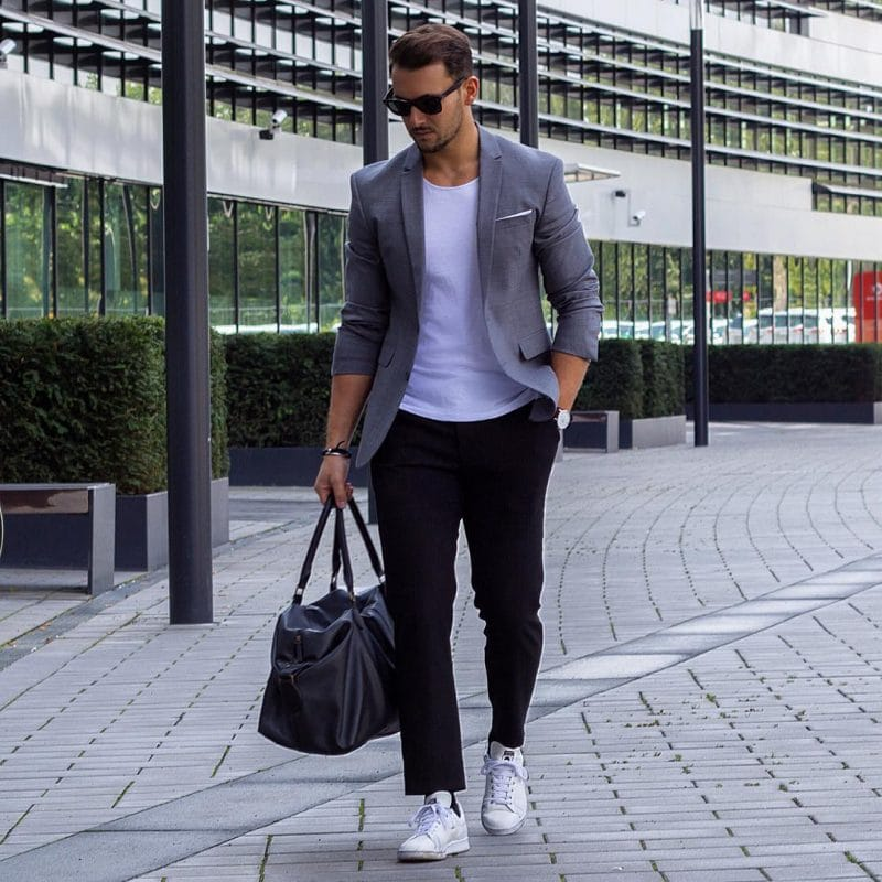 Casual Fall Work Outfit Ideas For Men 33