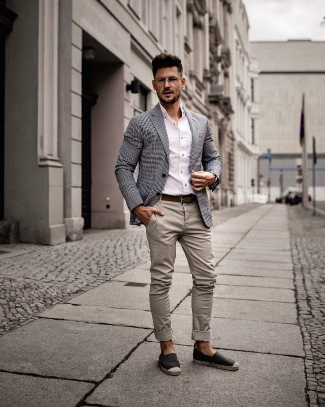 Casual Fall Work Outfit Ideas For Men 34