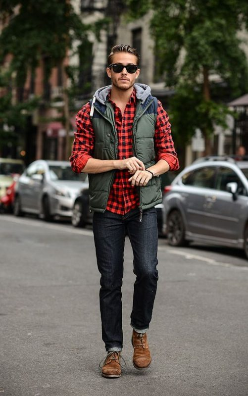 Casual Fall Work Outfit Ideas For Men 40