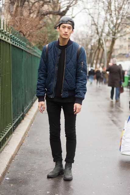 Casual Fall Work Outfit Ideas For Men 41