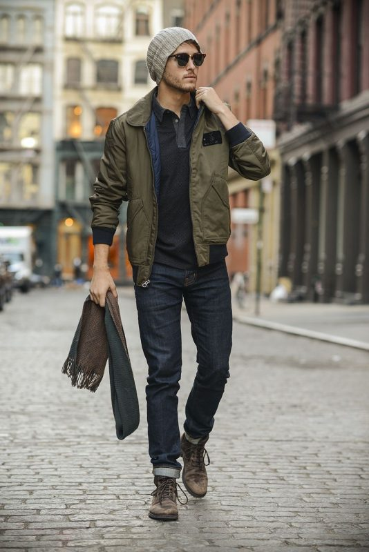 Casual Fall Work Outfit Ideas For Men 43