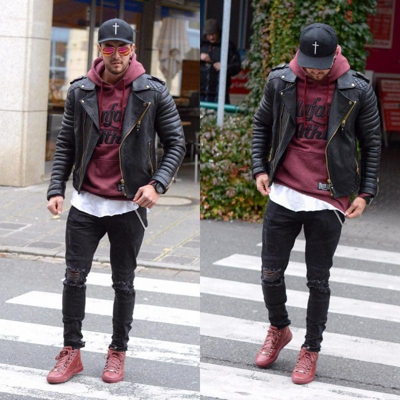 Casual Fall Work Outfit Ideas For Men 46