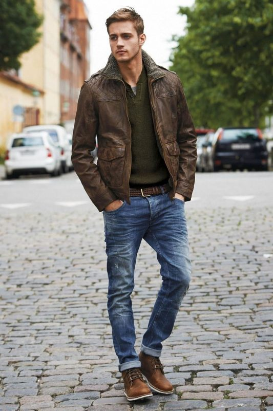 Casual Fall Work Outfit Ideas For Men 48