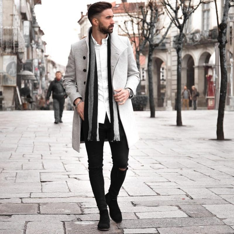 Casual Fall Work Outfit Ideas For Men 49