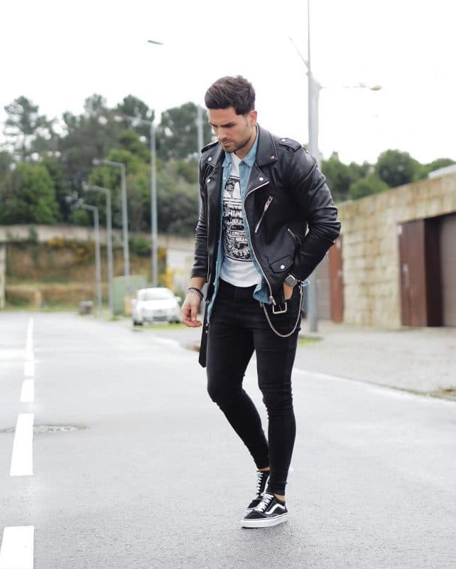 Casual Fall Work Outfit Ideas For Men 51