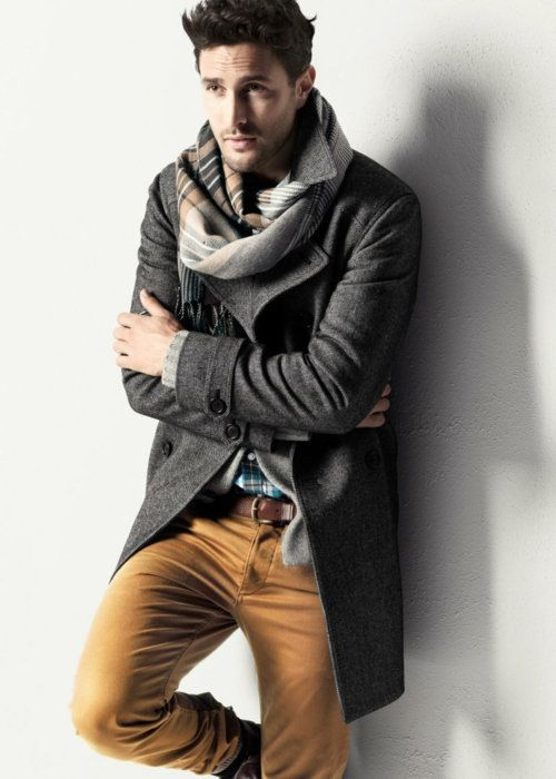 Casual Fall Work Outfit Ideas For Men 52