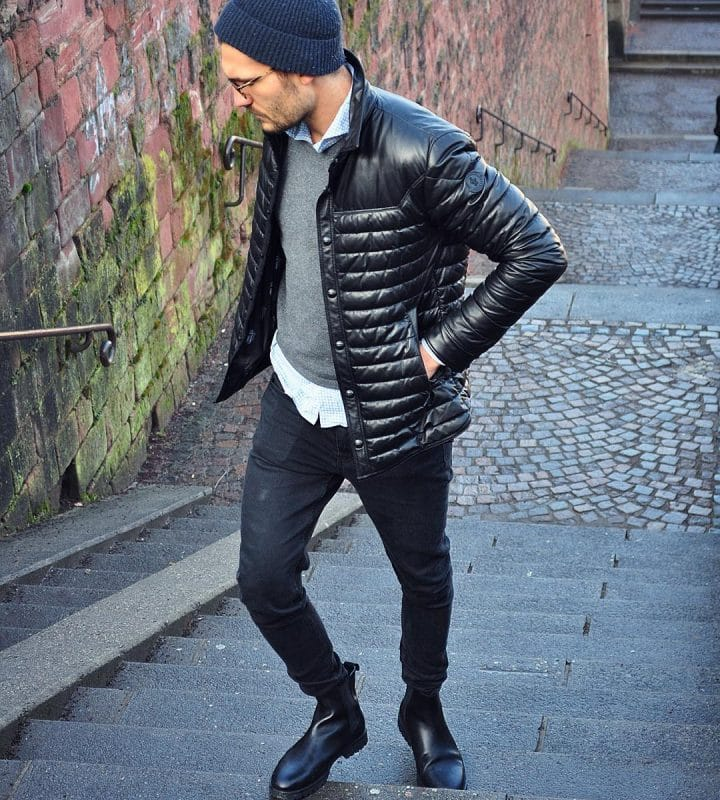 Casual Fall Work Outfit Ideas For Men 53