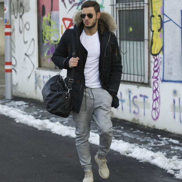 Casual Fall Work Outfit Ideas For Men 54