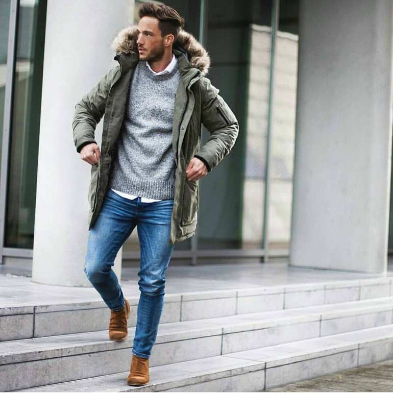 Casual Fall Work Outfit Ideas For Men 55