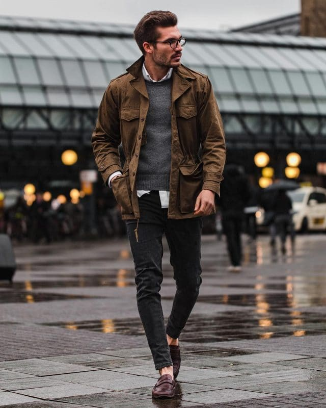 Casual Fall Work Outfit Ideas For Men 56