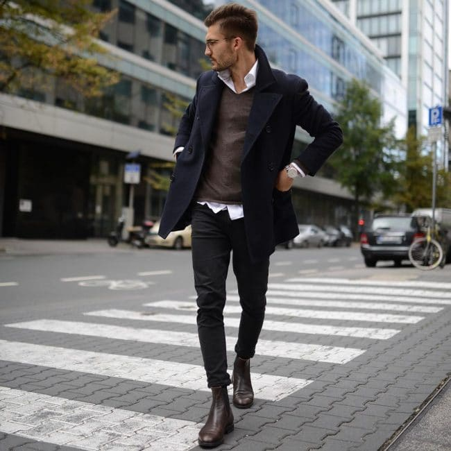 Casual Fall Work Outfit Ideas For Men 58