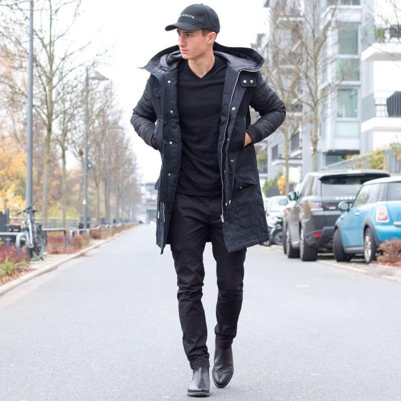 Casual Fall Work Outfit Ideas For Men 59