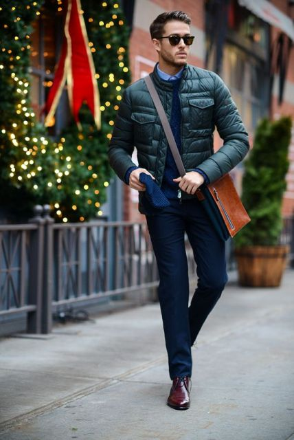 Casual Fall Work Outfit Ideas For Men 60