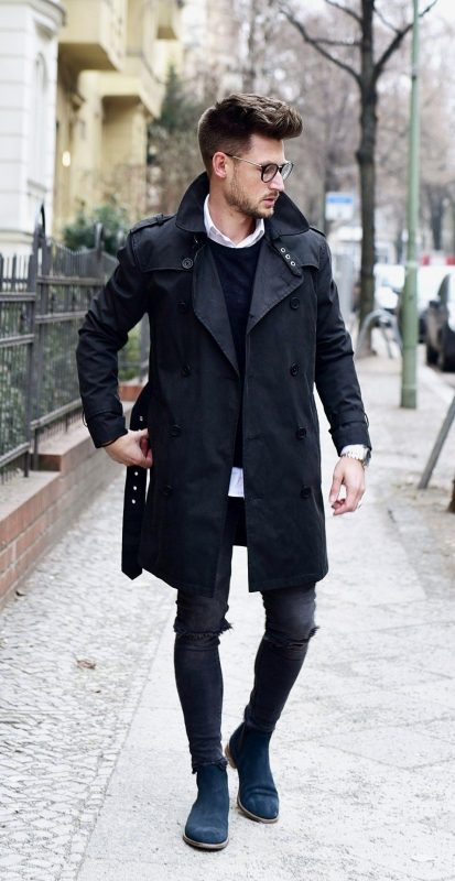Casual Fall Work Outfit Ideas For Men 63