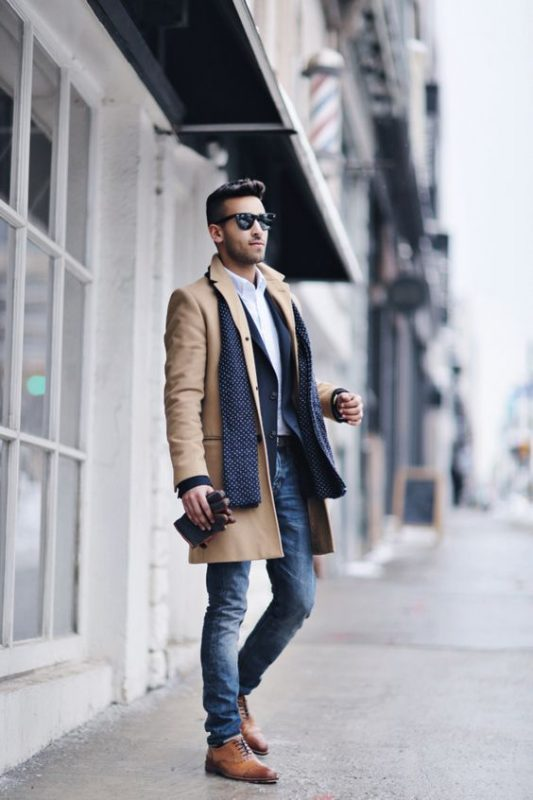 Casual Fall Work Outfit Ideas For Men 64