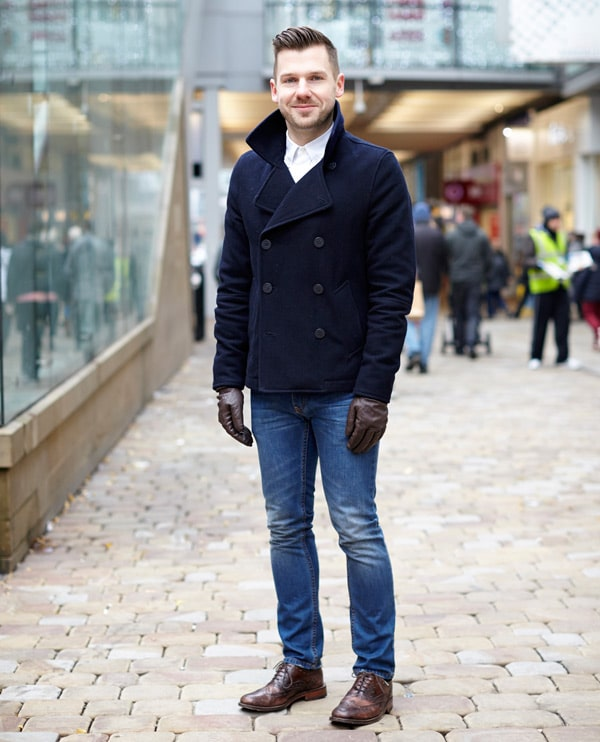 Casual Fall Work Outfit Ideas For Men 65